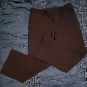 Ankle Crop Trousers